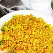 FR3 Tumeric Fried Rice 黄姜蔬菜炒饭