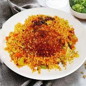 FR1Mala Fried Rice 麻辣炒饭