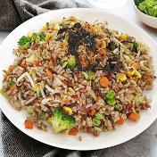 FR2Veggie Fried Rice 蔬菜炒饭
