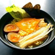 SN5 Cheese Soup 芝士汤 (Non Vegan)