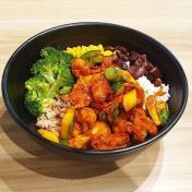 R4 Sweet & Sour Pork 咕咾肉饭