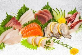 Sashimi Paradise