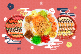 Chinese New Year Set 2021 (Available from 12 Jan to 26 February)