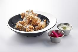 KFC08. Truffle Parmesan 파마산 송로버섯 치킨