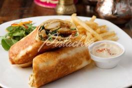 L08 Chicken Shawarma 👍