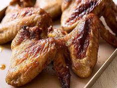 10 Pcs BBQ Buffalo Wings (Non Spicy) ❤️