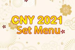 CNY SET MENU 2021