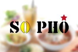 (So Pho) - PARTY & BENTO SET