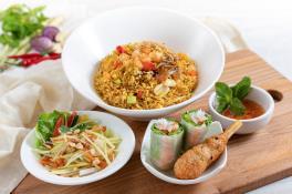 B1. Vietnamese Fried Rice