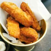 Tipsy Otah Fries