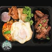 TAKE-AWAY THAI SPECIAL  (Please order at least 1 Day in advance)