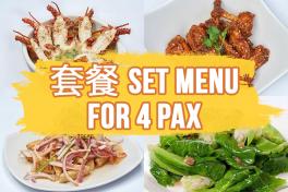 4 Pax Family