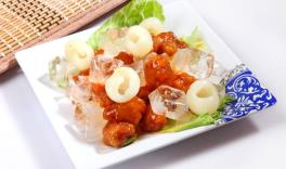 Sweet and Sour Pork 冰镇咕噜肉