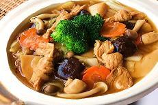 Mixed Vegetable 罗汉斋