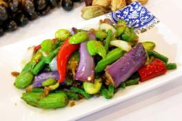 Four Vegetables Dish 四大天王