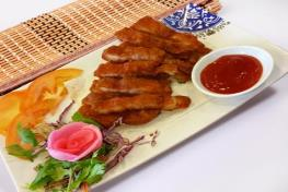 Red Beancurd Fried Pork 南乳炸肉