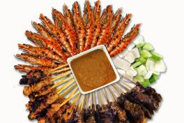Category:Grilled Satay Set