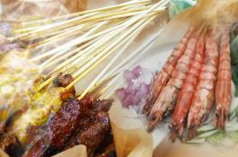 Category:Grilled Satay Ala Carte