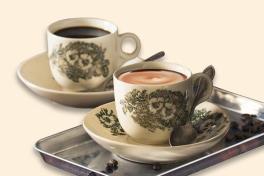 Local Kopi & Tea 本土咖啡 & 茶: