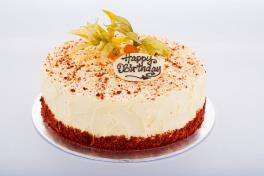 BIRTHDAY CAKES (Actual cake designs may differ from cake images shown)
