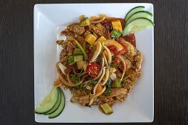 Royal Thai Chicken