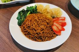 NOODLE DISHES 面类