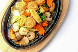 Hotplate Beancurd 铁板豆腐