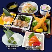 DINNER OMAKASE TEISHOKU