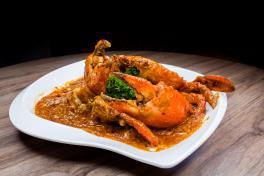 CR3 Chilli Crab 辣椒螃蟹 (龍 Spicy)