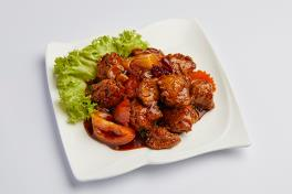 Textured Protein 素肉类.