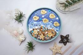 Smoothie Art Bowl