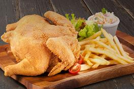 Signature Fried Spring Chicken