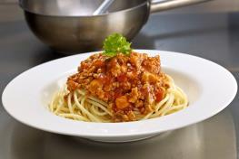 Chicken Bolognese