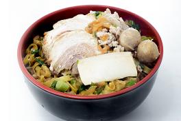 Miso Mee Pok (Soup)