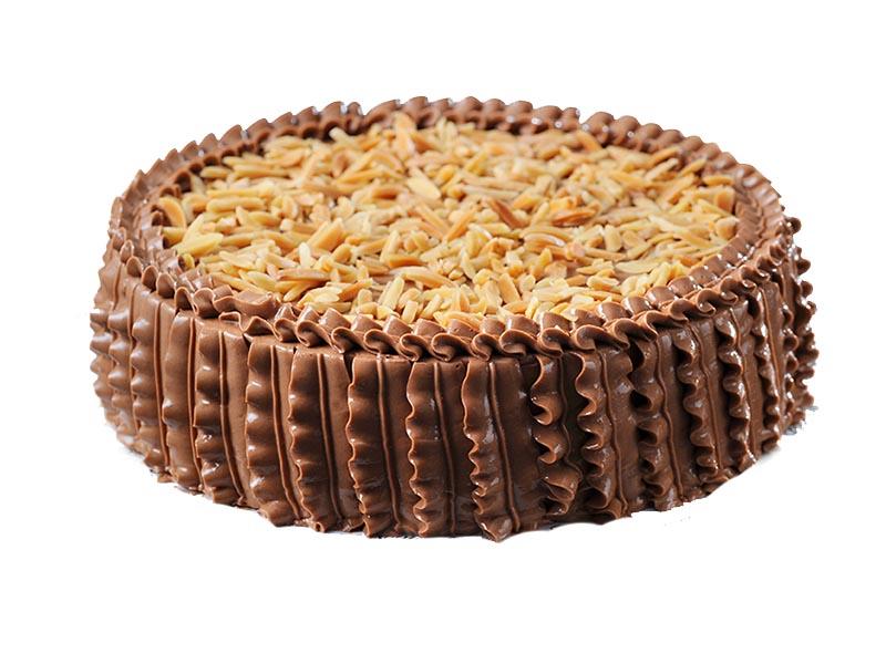 Almond Sansrival Cake
