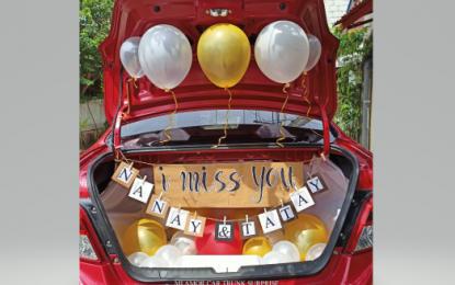 Car Trunk Surprise Package
