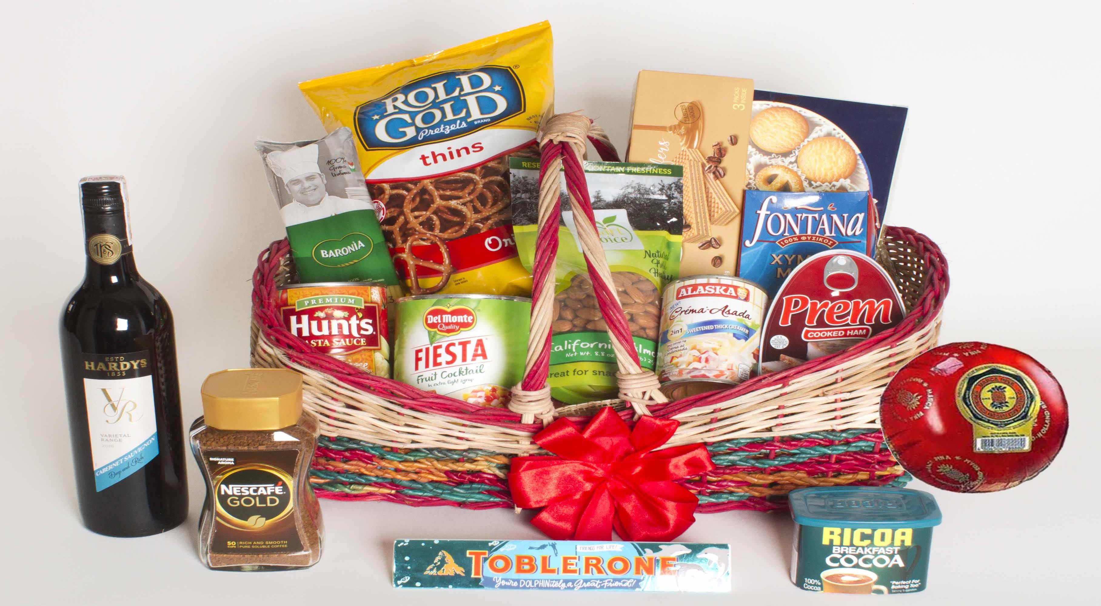 Holiday Feast Basket