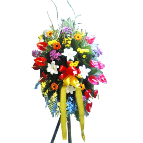 Bright Inaugural Flowers