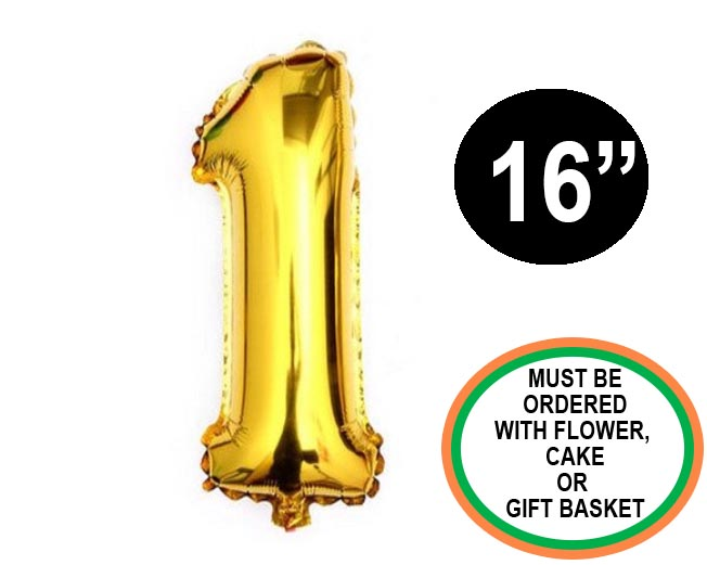 Number Balloon 16inch