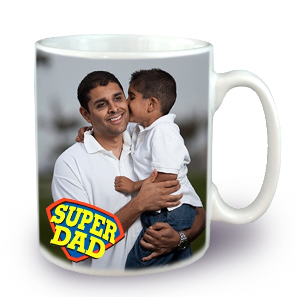 Father Picture Mug