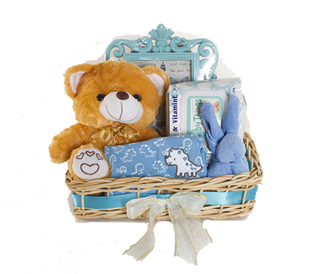 Simple Baby Basket