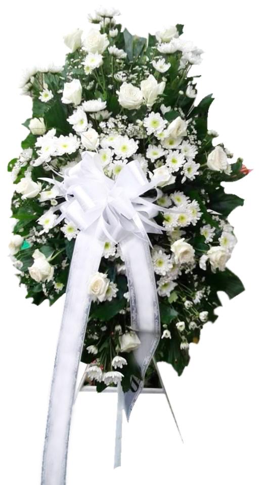 Simple Sympathy Flowers