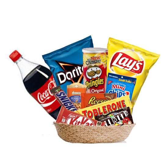 Treats Basket