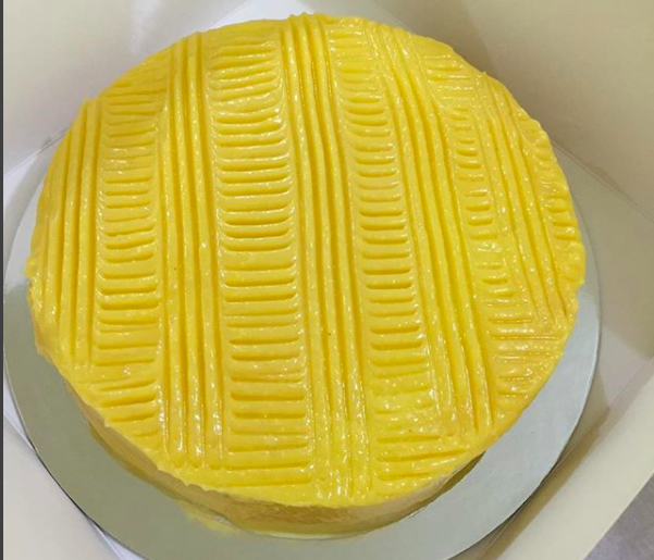 20 Yolk Yema Cake