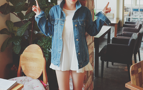 weheartit http://weheartit.com/entry/103680910/search?context_type=search&context_user=SongAhRiri&page=6&query=asian+denim+jacket