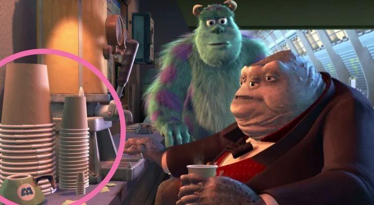 迪士尼怪獸大學隱藏彩蛋12個盤點,毛毛、大眼仔