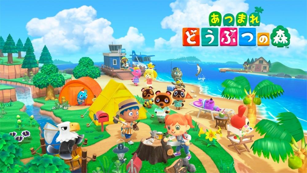 《集合啦!動物森友會》(どうぶつの森)剛於3月20日正式登陸Nintendo Switch平台,