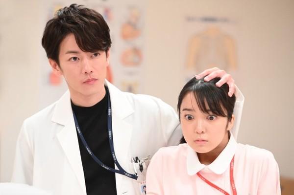 佐藤健飾毒舌天才醫生「天堂浬」