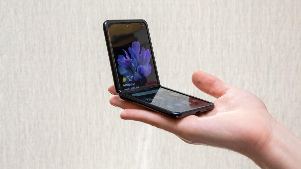 Samsung Galaxy Z Flip摺機熱潮