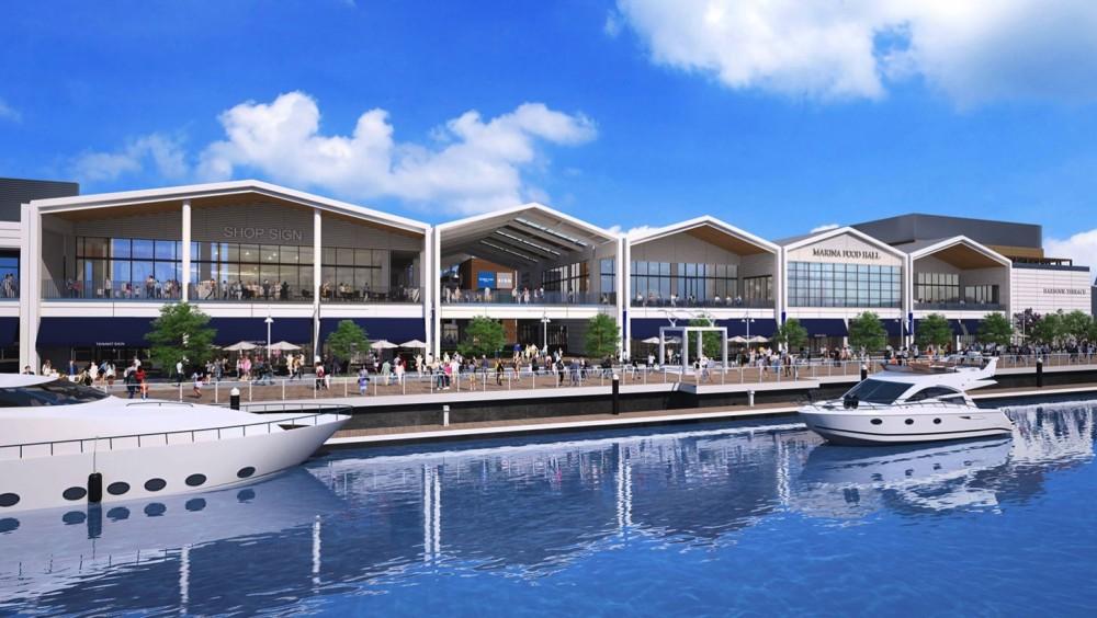 UNIQLO PARK將位於橫濱灣畔的三井OUTLET PARK內,由名建築師藤本壯介設計